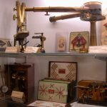 Scientific Instruments and artifacts we have had in the past.