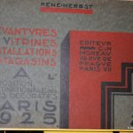 A nice grouping of 1920s and 1930s French design portfolios.